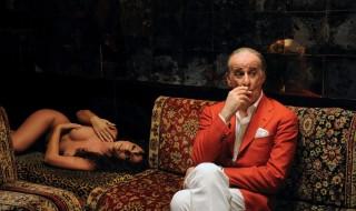 """Gianni Fiorito, Set del film """"La grande bellezza"""" di Paolo Sorrentino, nella foto Toni Servillo"""
