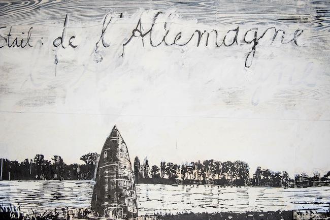 Anselm Kiefer, Coro della Maddalena. Foto di Stefania Spadoni