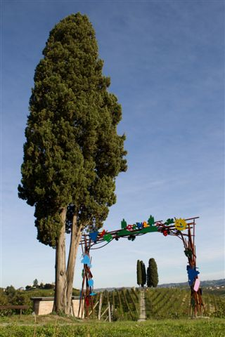 Veduta del Parco La Court. Foto di Omar Pistamiglio