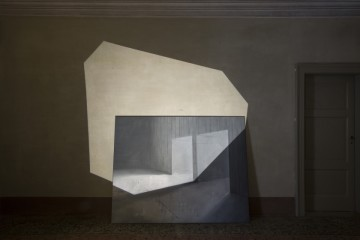 Premio Terna 06, sezione Pittura, I classificato, LINDA CARRARA, vacuum space