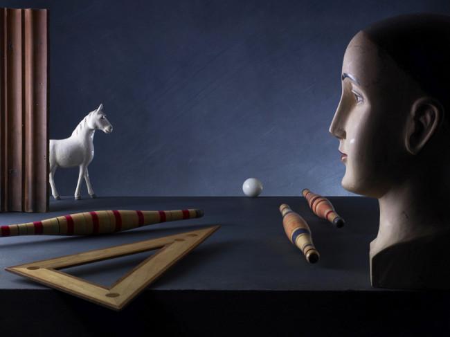 Raffaello Benedetti Brà, Il Desiderio Di Un Cavallo Bianco