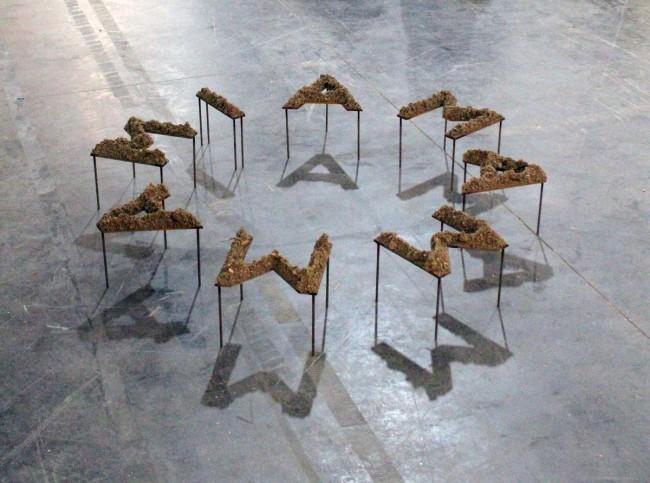 Rocco Dubbini, open space di Sponge ArteContemporanea ad INDEPENDENTS 5 - b