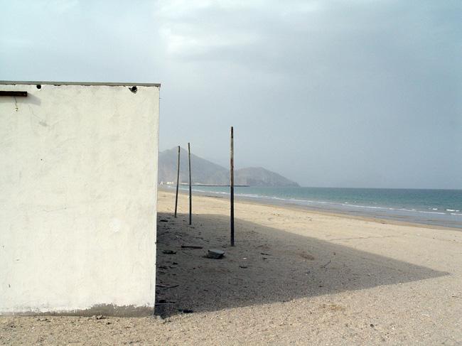Siniša Vlajković, SUNNY AFTERNOON, Dibba-Al-Baya, Oman, 2007