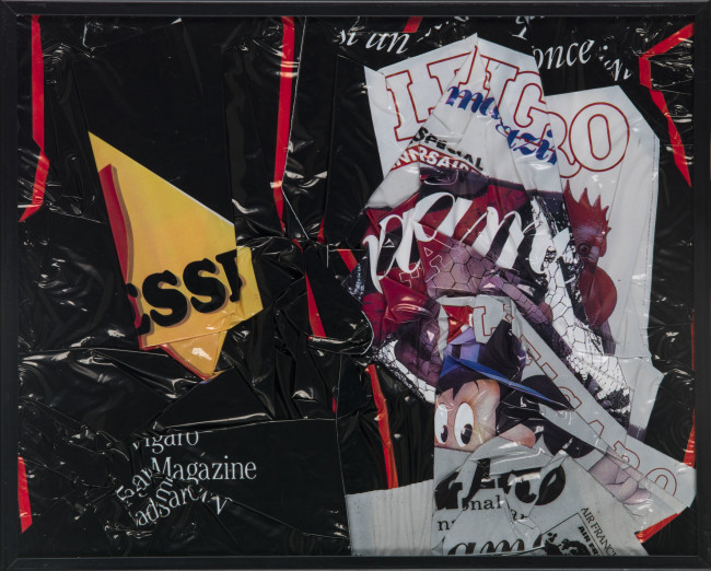 Nanni Balestrini, Presse - Magazine, 1992, Collezione MUSEION. Archivio di Nuova Scrittura Foto Gardaphoto s.r.l., Salò