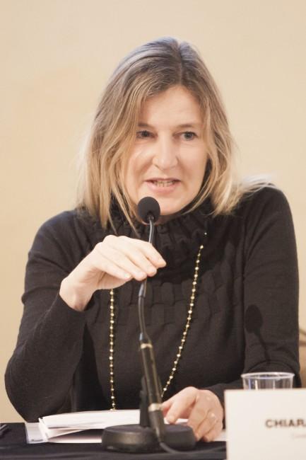 Chiara Bertola, ideatrice e curatrice del Premio Furla