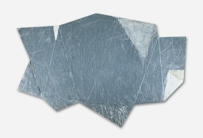 Rodolfo Aricò, Aspro, 1991, acrilico su tela, 205x300 cm Courtesy A arte Invernizzi, Milano Foto Paolo Vandrasch, Milano