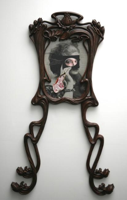 Francesco Vezzoli, Carla di Castiglione, 2011 Courtesy l'artista e Galerie Yvon Lambert, Paris ©Francesco Vezzoli