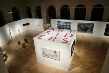 Artsiders, Galleria Nazionale dell'Umbria, Perugia (veduta della mostra)