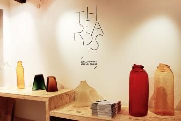 BTM Threads. Evolutionary steps in glass, 2014, Veniceinabottle, veduta