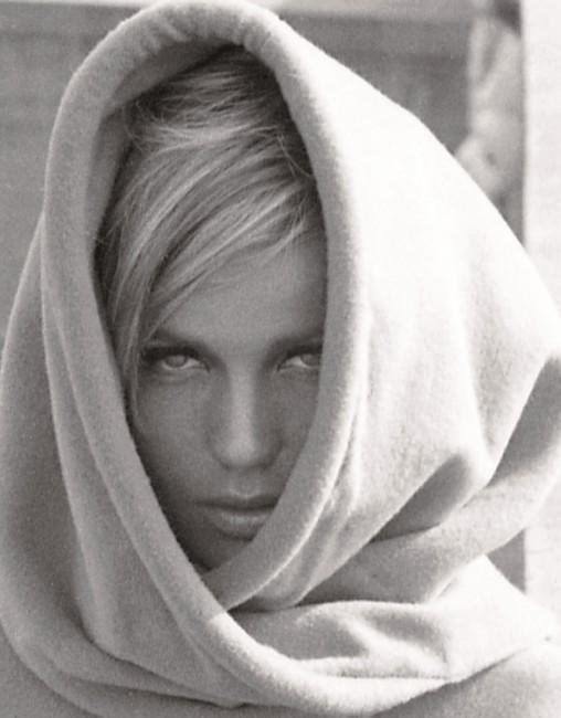 Johnny Moncada, Modello Irene Galitzine, Firenze, 1964 Copyright Archivio Johnny Moncada