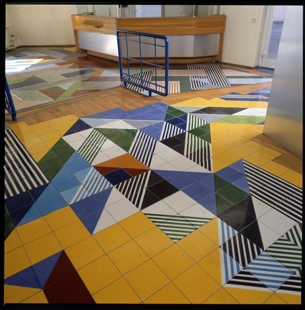 Pavimenti per a pavimento aextra pavimenti esterni mm - Piastrelle gio ponti ...