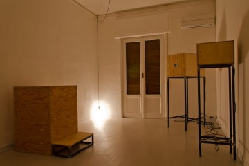 INTERIEUR, Installation view, 2014, RizzutoGallery, Palermo