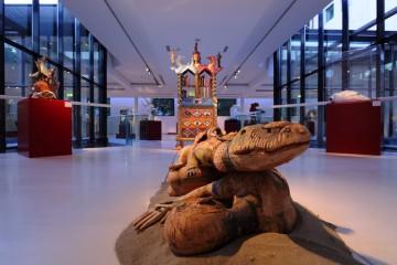 La ceramica che cambia, veduta della mostra, 2014-2015, MIC Faenza, ph. Francesco Bassi