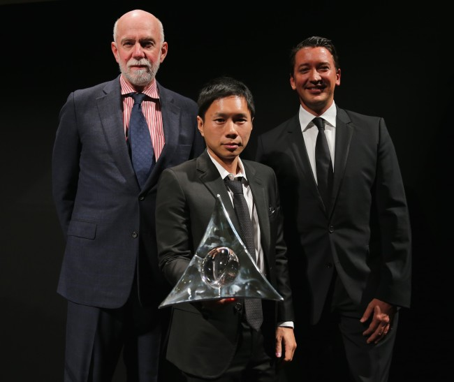 Richard Armstrong, Paul Chan, Gerrit Rützel