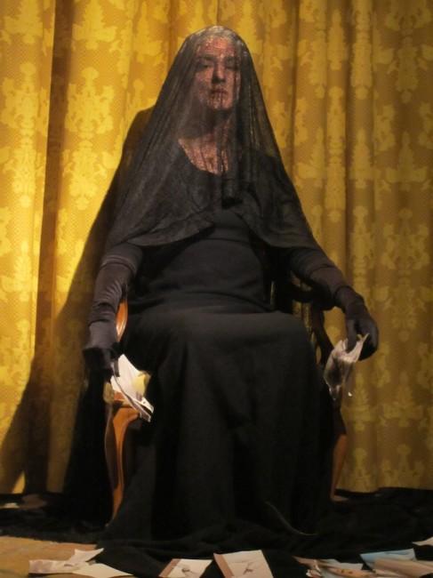 Drusilla Foer. Ph. Lorena Matic