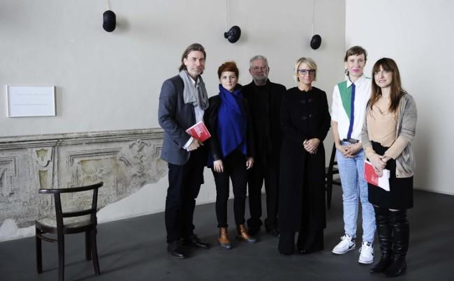 IMG: Carlo Bach, Fatma Bucak, Massimo Melotti, Sarah Cosulich, Caroline Achaintre, Marianna Vecellio Foto Giorgio Perottino