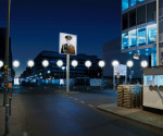 Mauerfall 2014. Lichtgrenze a Checkpoint Charlie