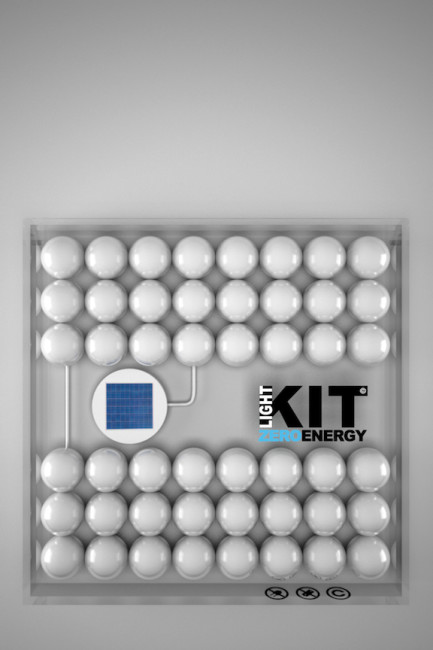 Geo Florenti, Kit Zero Energy
