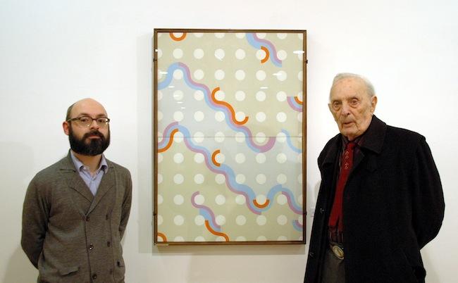 Alberto Zanchetta  e Carlo Nangeroni