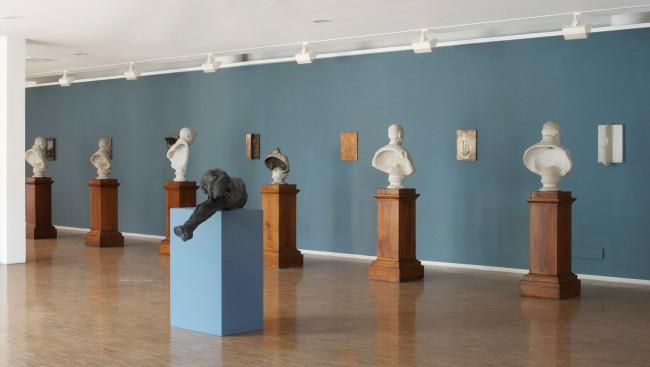 Cristalli di crisi, personale di Nicola Samorì, MAC Lissone, maggio 2014