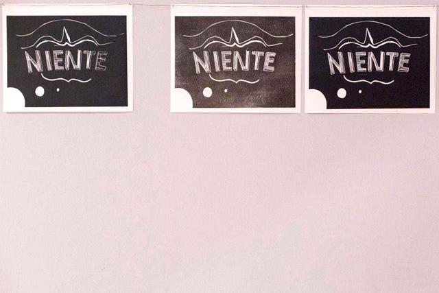 Laboratorio Saccardi, Senza titolo, stampa su carta