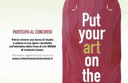 Umberto Cesari Art Contest, locandina
