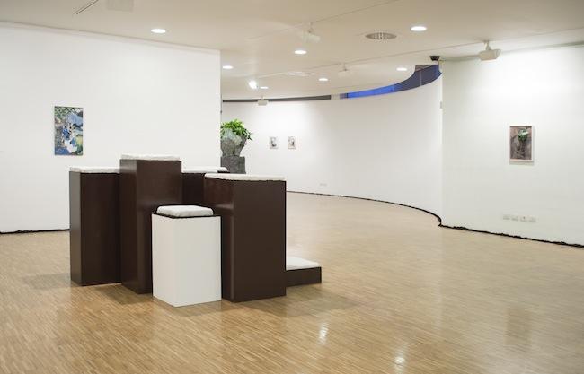 Organizzazione organica di forme,  personale di Alessandro  Roma, MAC Lissone, febbraio 2014