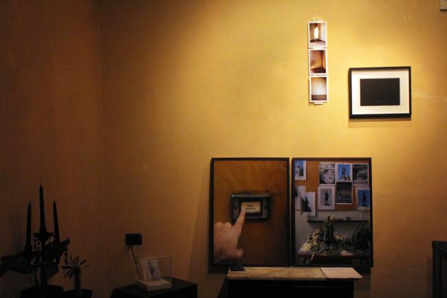 The Wall (archives) #9 / home, living room, Sponge ArteContemporanea, Pergola (PU)