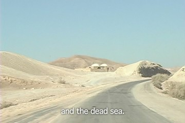 Ayreen Anastas Pasolini Pa* Palestine, 2005 video, 51 min Courtesy of the Artist