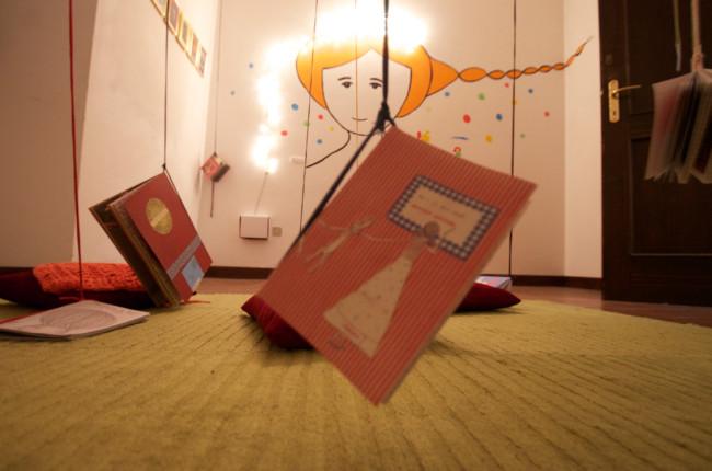 """Opere di Georgia Galanti, mostra """"in volo"""" per BIM! Microfestival di cultura infantile III edizione, [Non]Museo, Cesena"""