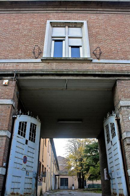 Spazio Grisù, cancello ingresso