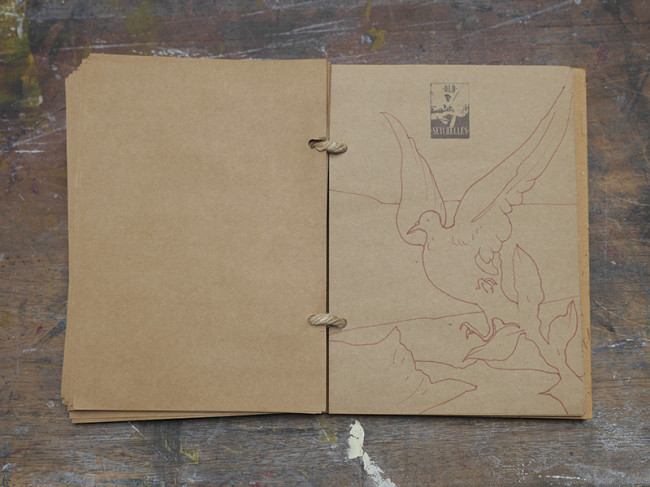 Omar Galliani, 27 disegni per Mahè, Isole Seychelles, 2002.