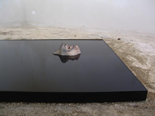 Dario Agrimi, Limbo, 2014, 200x100x15 cm Courtesy dell'artista