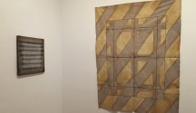 Pensiero analitico europeo, veduta della mostra, E3 arte contemporanea, Brescia