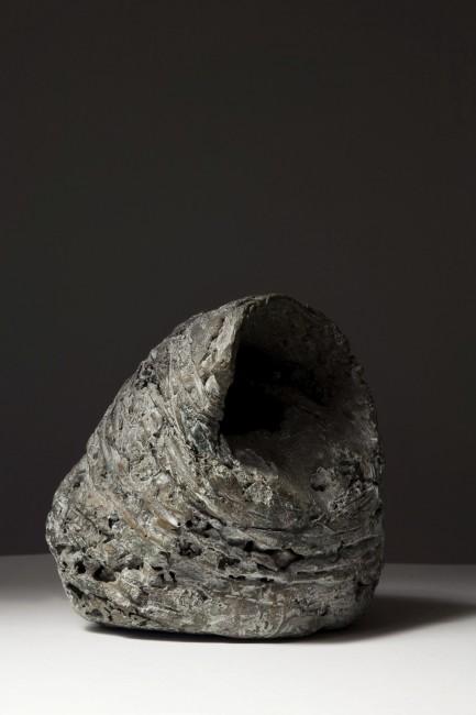 Piero Pizzi Cannella, Conchiglia, 2004-05, bronzo, 17x15 cm