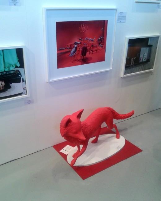 Sandy Skoglund per Paci contemporary, Brescia