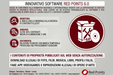 Redpoints, infografica, software