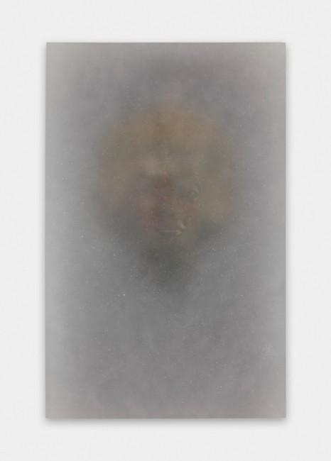 Herbert Hamak, Queen Tiy XVIII dynasty ca 1310 b.C., 2015, resina, pigmenti e scultura su tela Courtesy Studio la Città, Verona