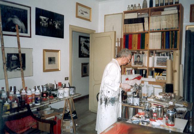 Vasco Bendini, Parma 2004