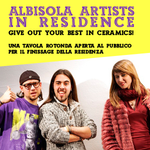 Albisola Artists in Residence