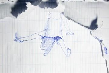 Cristina Gardumi, Book of spells #1 (blu), 2013, stop motion (fotogramma)