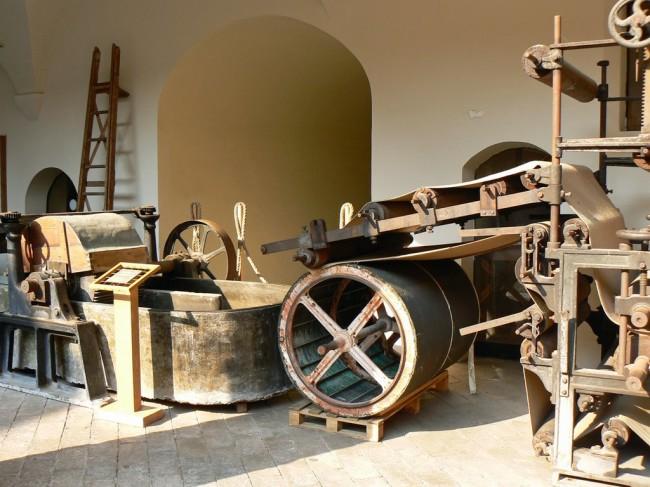 Museo della Carta e della Filigrana, Fabriano (AN)
