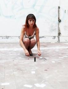 Eleonora Chiesa: performance - Now/Adesso, 2014