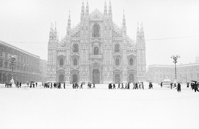 Archivio Fotografico  Italiano - Virgilio Carnisio, Duomo, Milano, 1985