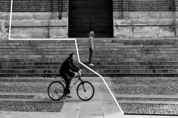 Beatrice Buzzi, Pavia Immaginata, 2014, cm 30x40,  Stampa a getto d'inchiostro su carta fotografica MATTE