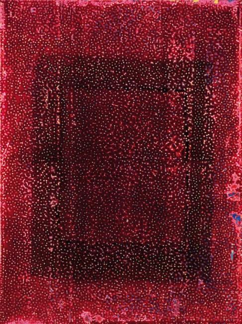 Robert Pan, MA 5,813 VE, 2009-10, resine e tecnica mista, 205x155 cm