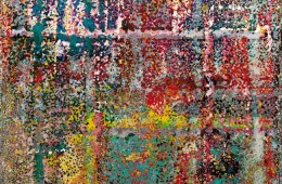 Robert Pan, QUA 9,797 XOT, 2007-10, 200x200 cm