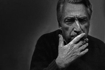 Roland Barthes ©Ferdinando Scianna