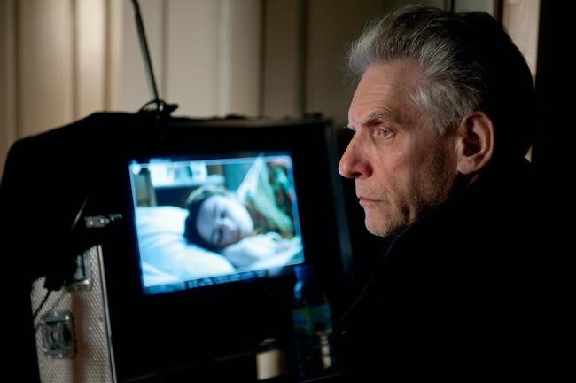 David Cronenberg