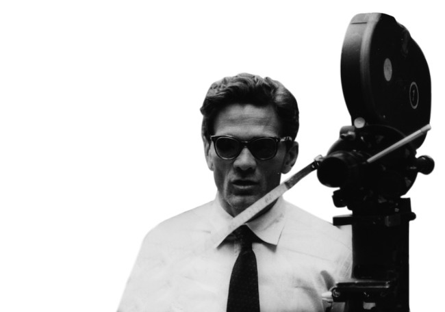 "Pier Paolo Pasolini, Set de ""Il Vangelo secondo Matteo"", 1964"